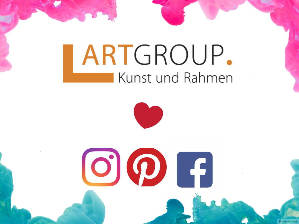ARTGROUP | Kunst und Rahmen | Bilderrahmen, Kunstwerke, Restaurierungen