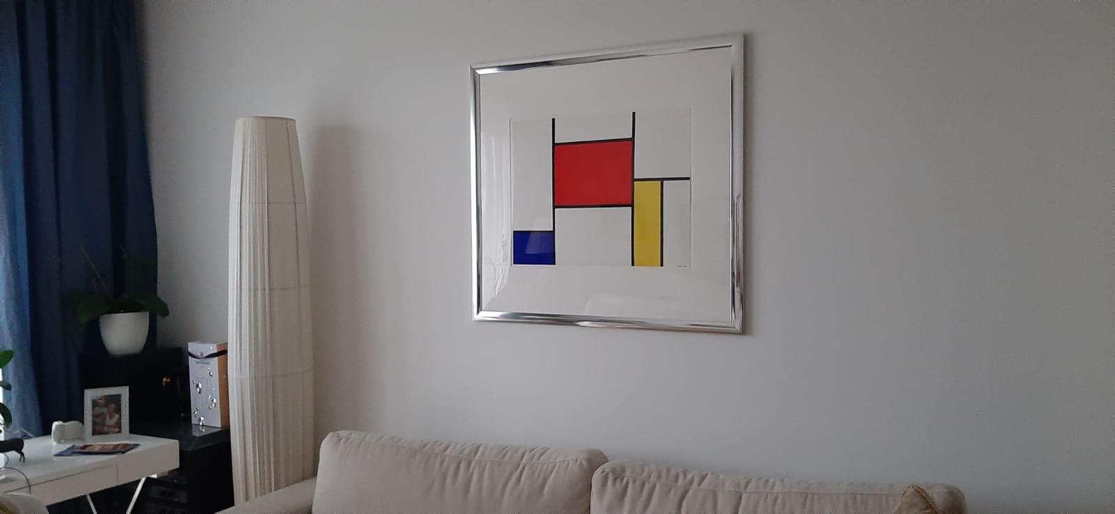 Wohnen mit Bildern und Skulpturen, Bild 1