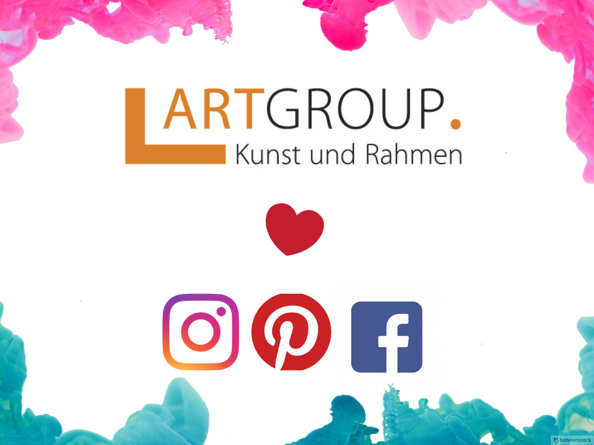 Wie Social Media die Kunstwelt verändert – ART GROUP Kunst und Rahmen